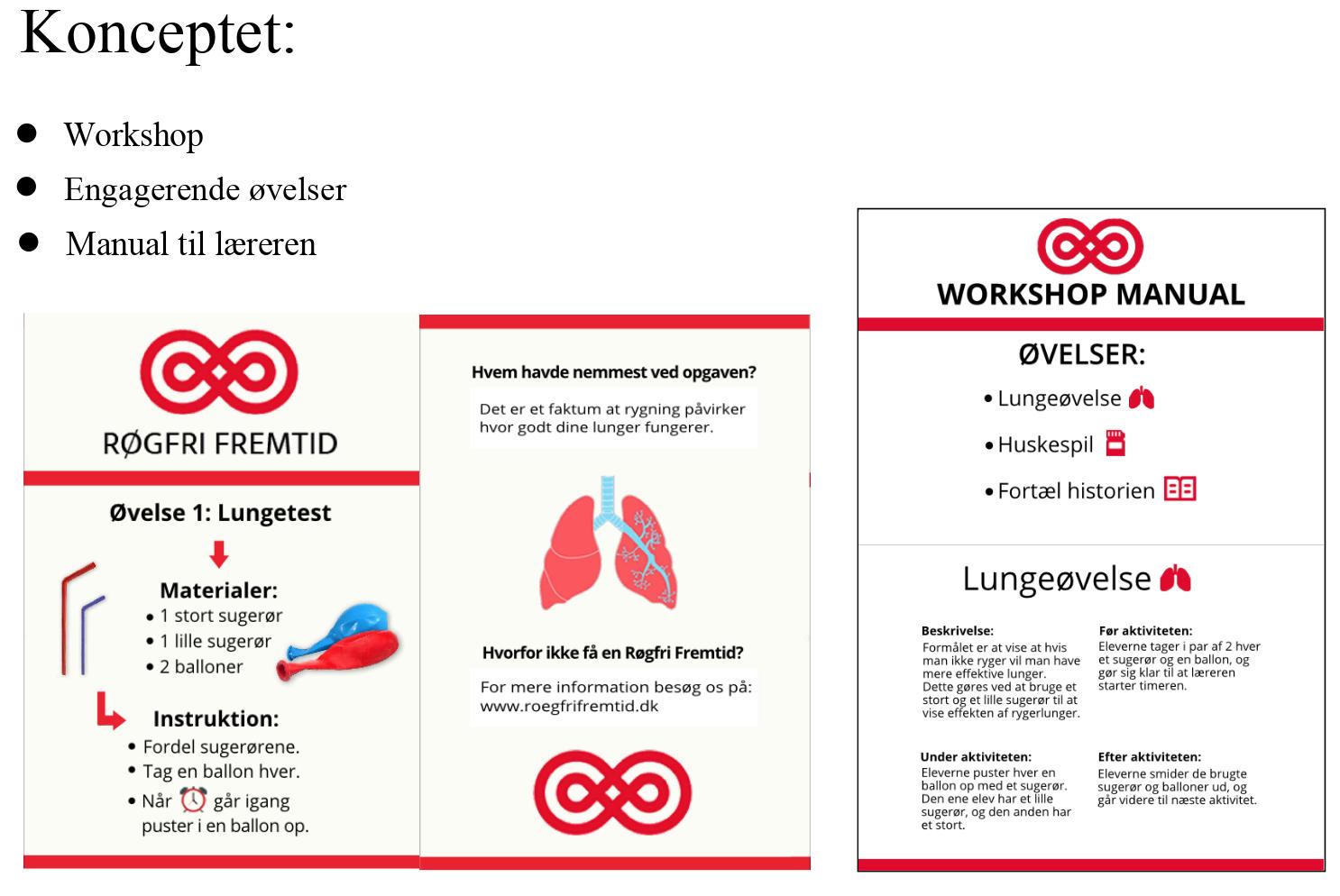 1 Kræftens Bekæmpelse Projekt – (beskriver særligt researchfærdigheder)